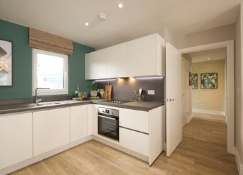 Thumbnail 2 bed flat for sale in Meridian Waterside, Radcliffe Road, Southampton
