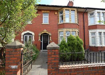 Thumbnail 3 bed terraced house for sale in Rhydhelig Avenue, Heath, Cardiff.