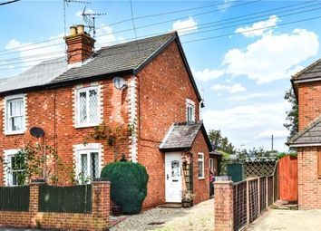 Thumbnail 2 bed semi-detached house for sale in Brinns Lane, Blackwater, Surrey