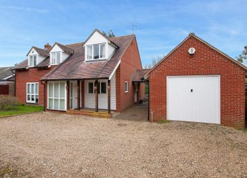 Thumbnail 3 bedroom detached house for sale in St. Lawrence Forstal, Canterbury