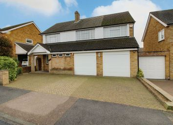 4 bed detached house for sale in Cuffley Hill, Goffs Oak, Waltham Cross EN7