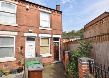 Thumbnail 2 bed end terrace house for sale in Whittier Road, Nottingham