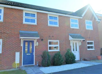 Thumbnail 2 bed terraced house for sale in Wellstead Way, Hedge End