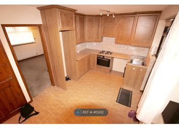 Thumbnail 3 bed end terrace house to rent in Dale Court, New Broughton, Wrexham