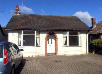 Thumbnail 4 bedroom bungalow to rent in Cambridge Road, Kesgrave, Ipswich