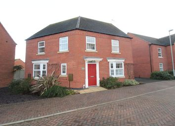 Thumbnail 4 bed detached house for sale in Osprey Grove, Hucknall, Nottingham