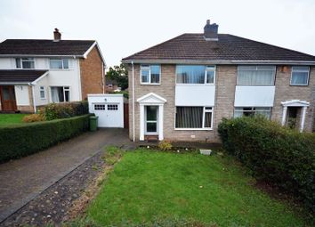 Thumbnail 3 bedroom detached house for sale in Llyn Close, Lakeside, Cardiff