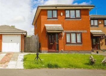 Thumbnail 3 bed detached house for sale in Tresco Close, Blackburn, Lancashire, United Kingdom