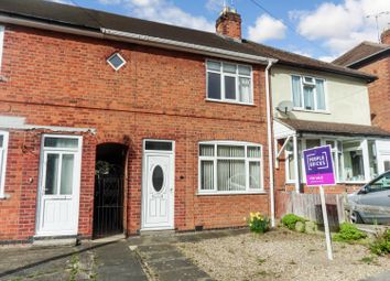 2 bed terraced house for sale in Jean Drive, Leicester LE4