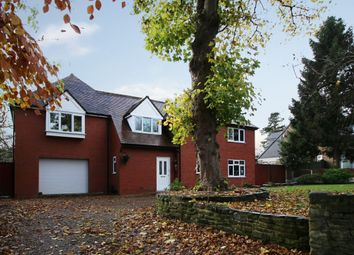 Thumbnail 5 bed detached house for sale in Liverpool Road, Wigan, Lancashire