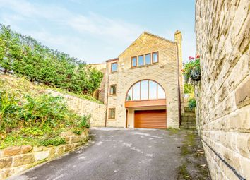 Thumbnail 5 bed detached house for sale in Summervale, Holmfirth