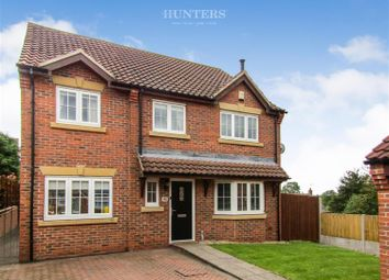 Thumbnail 4 bed detached house for sale in Willoughby Chase, Gainsborough