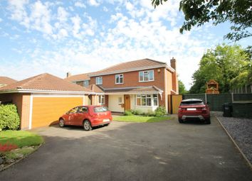 Thumbnail 5 bed detached house for sale in Warwick Drive, Atherstone