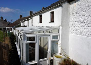 Thumbnail 2 bed cottage for sale in Fore Street, Mount Hawke Truro