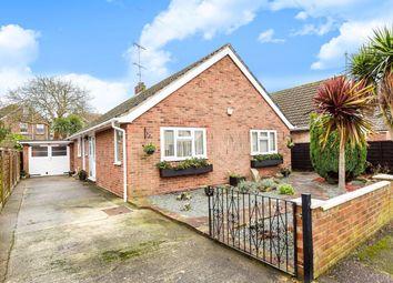 Thumbnail 2 bed detached bungalow for sale in Shelley Road, Bognor Regis