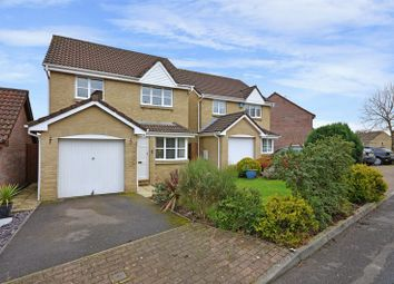 Thumbnail 3 bed detached house for sale in Downside Close, Barrs Court, Bristol