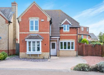 Thumbnail Detached house for sale in Crow Hill Lane, Great Cambourne, Cambridge