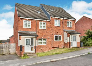 Thumbnail 4 bed semi-detached house for sale in Myrtle Close, Sheffield, South Yorkshire
