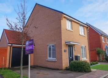 Thumbnail 3 bed link-detached house for sale in Hertford Lane, Aylesbury