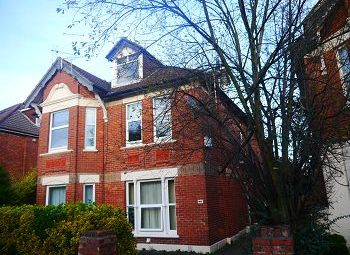 Thumbnail 1 bedroom flat for sale in Hamilton Road, Boscombe, Bournemouth