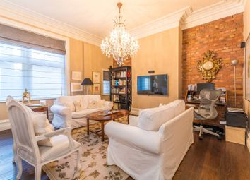 Thumbnail 3 bedroom flat to rent in Bedford Court Mansions, Bloomsbury