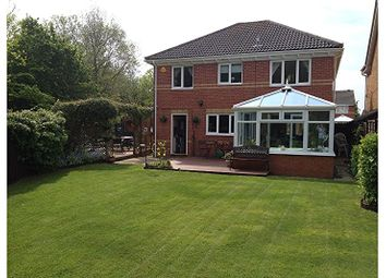 Thumbnail 4 bedroom detached house for sale in Marguerite Way, Bishop's Stortford