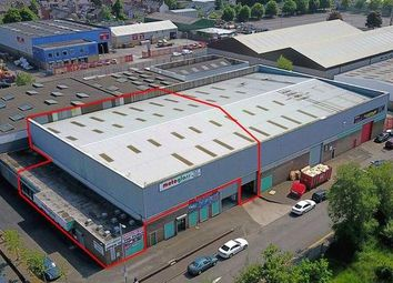 Thumbnail Warehouse to let in Unit 1, Balmoral Link, Boucher Road, Belfast, County Antrim