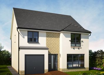 "Thumbnail 4 bedroom detached house for sale in ""Ivory Garden Room II Hamilton Gardens"" at Duffus Heights, Elgin"