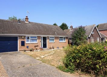 Thumbnail 3 bed detached bungalow for sale in Pilgrims Way, Harleston