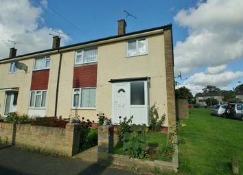 Thumbnail 3 bed end terrace house to rent in Nine Acres, Kennington, Ashford, Kent