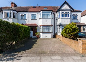Thumbnail 4 bed terraced house for sale in Tavistock Avenue, Perivale, Greenford, Greater London