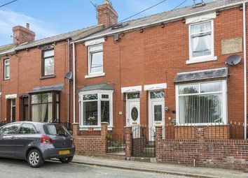 Thumbnail 4 bed terraced house for sale in Tennyson Terrace, Crook