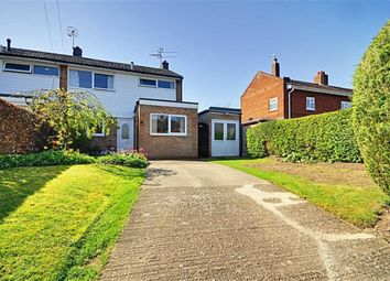 Thumbnail 3 bed end terrace house for sale in Cornmeadow Lane, Claines, Worcester