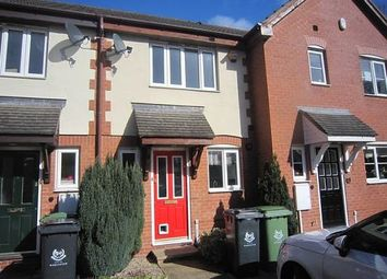 Thumbnail 2 bed terraced house to rent in Towneley, Harley Bakewell, Worcester