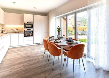 Thumbnail 3 bed detached house for sale in Plot 137 - The Drayton, Sheerlands Road, Finchampstead