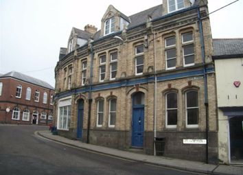 Thumbnail 1 bedroom flat to rent in South St, South Molton, Devon