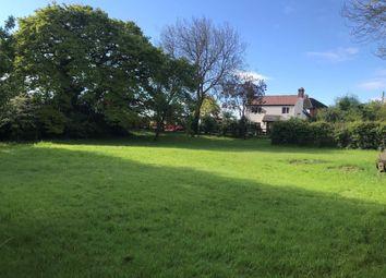 Thumbnail Land for sale in Betley Lane, Bayston Hill, Shrewsbury