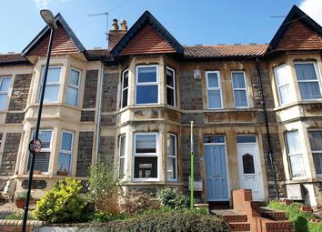 Thumbnail 3 bed terraced house for sale in Grove Park Road, Brislington, Bristol