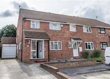 Thumbnail 3 bed end terrace house for sale in Elm Wood West, Whitstable