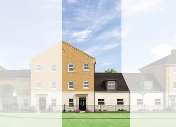 "Thumbnail 4 bed mews house for sale in ""Dorset A"" at Aberford Road, Wakefield"