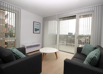 Thumbnail 1 bed flat to rent in Sir John Soane Apartments, Elephant Park, London