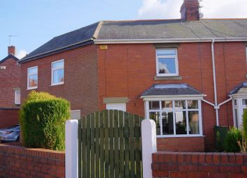 Thumbnail 4 bed semi-detached house for sale in West Riggs, Bedlington