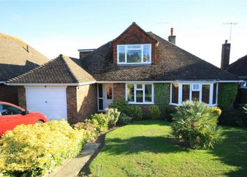 Thumbnail 3 bed detached bungalow for sale in Cowdray Park Road, Bexhill-On-Sea