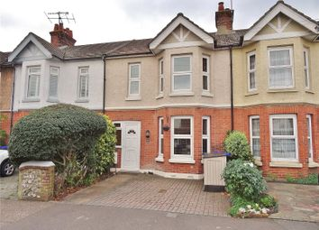 Thumbnail 3 bed terraced house for sale in Leigh Road, Worthing, West Sussex