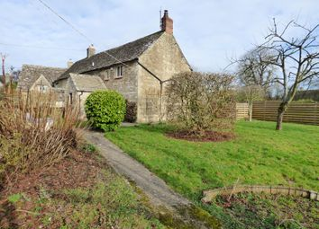 Thumbnail 3 bed semi-detached house for sale in Ampney Crucis, Cirencester