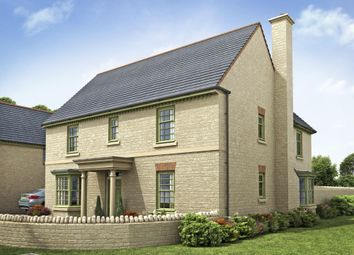 "Thumbnail 4 bedroom detached house for sale in ""Cadleigh"" at Witney Road, Kingston Bagpuize, Abingdon"