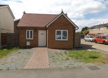 Thumbnail 1 bed detached bungalow for sale in Heaton Avenue, Romford, Essex
