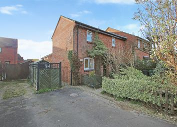 Thumbnail 3 bed semi-detached house for sale in Phipps Close, Westbury