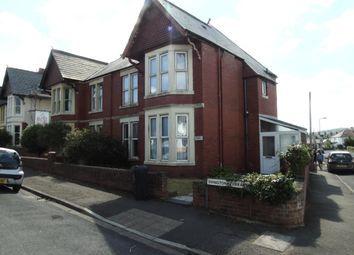 Thumbnail 2 bed property to rent in Ovington Terrace, Victoria Park, Cardiff