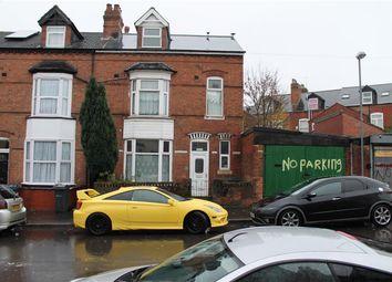 Thumbnail 5 bed terraced house to rent in Algernon Road, Edgbaston, Birmingham